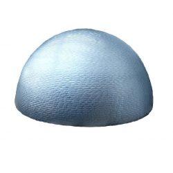 modello mezza sfera martellata